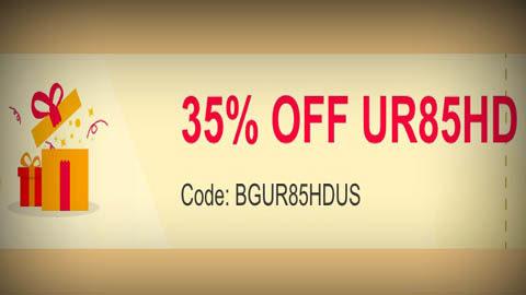 35% OFF UR85HD
