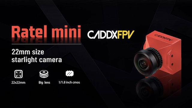 Caddx Ratel Mini Starlight