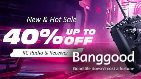 RC Radio Receiver Hot Sale, Up to 40% OFF