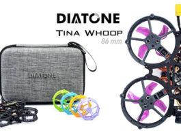Diatone Hey Tina Whoop