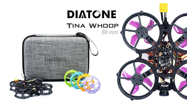 Diatone Hey Tina Whoop