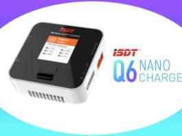 ISDT Q6 Nano Charger