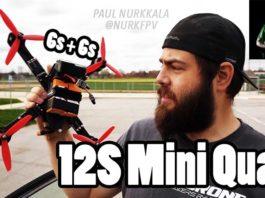 Drone Racer FPV 1S by Paul Nurkkala | nurkfpv