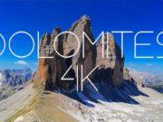 Parrot Anafi 4K Dolomites by Aerial Spirit