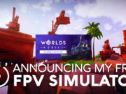Worlds Adrift Island Creator Simulator FPV - free