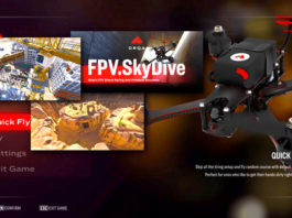 Orqa FPV.Skydive Simulator