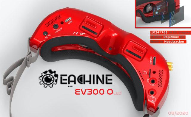Eachine EV300O OLED