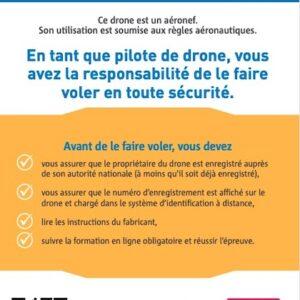 Drones Information Notices 2020