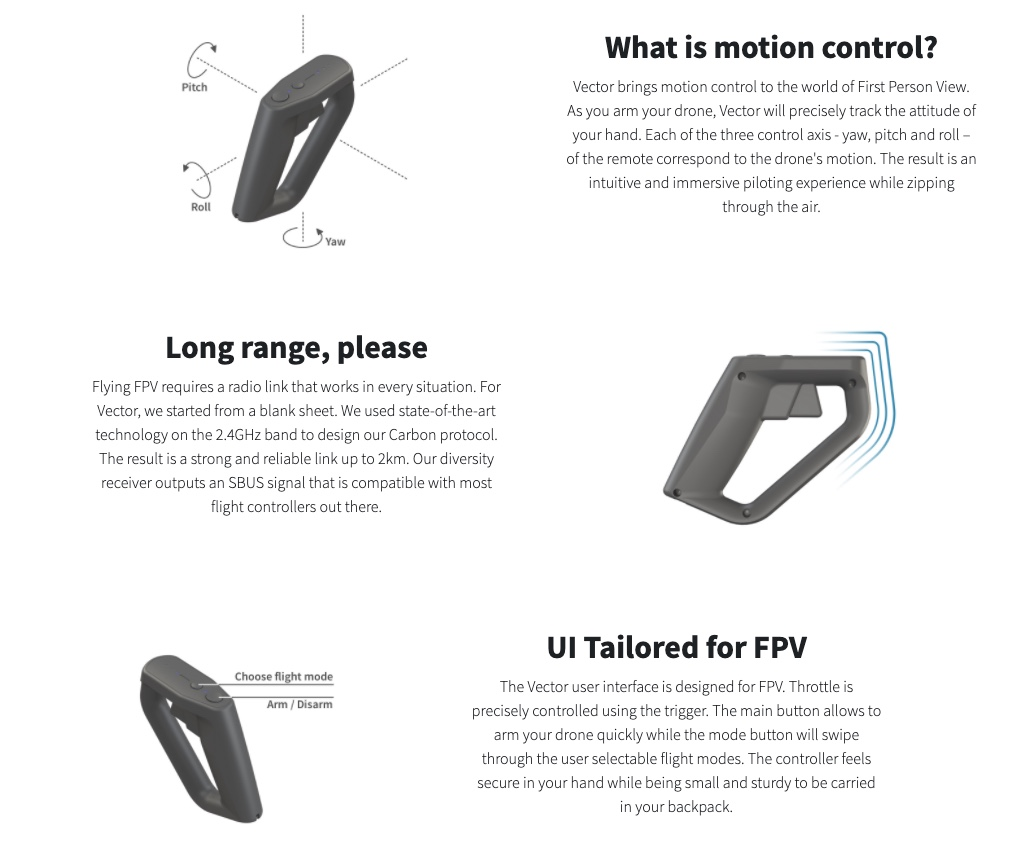 FPV MOTION CONTROL