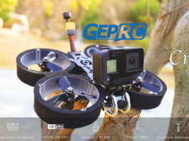 GEPRC Crown HD Cinewhoop