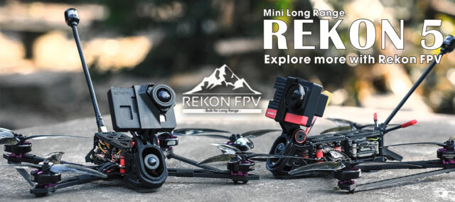 HGLRC Rekon 5 Mini Long Range