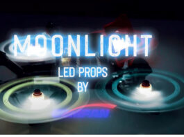 MOONLIGHT - LED PROPS BY GEMFAN0