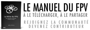 Manuel du FPV