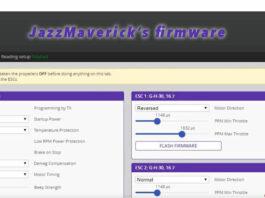 BLHeli Configurator 1.2.0 Jazzmaverick