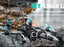 HEXplorer Analog LR 4 4s Hexa-Copter FPV