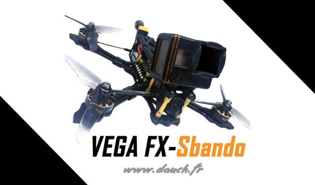 VEGA FX SBANDO FRAME 215MM FPV