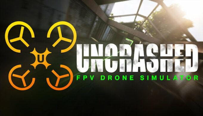 Uncrashed FPV drone simulator
