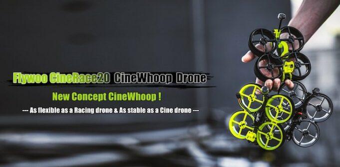 Flywoo CineRace20 FVP